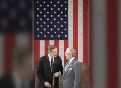 News video: Jim Wright, Former Speaker of the House, Dies at 92